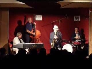 Marcel ZANINI à la Cave Du Jazz
