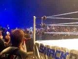 Bercy 27/09/2009 - Smackdown/ECW - Entrée Dolph Ziggler