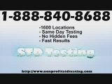 Los Angeles, CA STD Testing | Call 1-888-840-8688