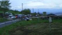 Rallye Charbo 2009 clio williams n°164
