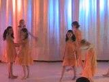 Danse Contemporaine Groupe Avancé 2009
