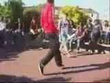 NOUVEAU BATTLE DANCE LIMOGES LE 9 OCOTBRE 2009 18H PLACE DAINE
