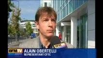 Un bâtiment pour éviter les suicides à France Telecom