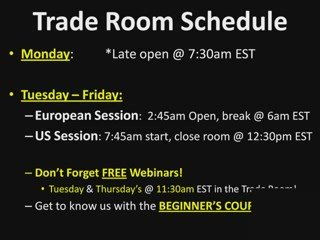 Futures Day Trading