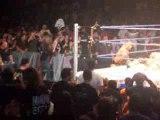 Bercy 27/09/2009 - Smackdown/ECW - Chris Jericho vs Batista