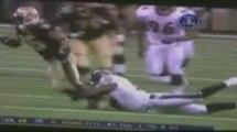 BobsBlitz.com:  Ravens Bart Scott v Saints Reggie Bush