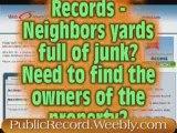 Vital Records – Marriage, Divorce, Birth and Death Records