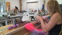 CCR machinerie industrielle cuir textile filets de pêche 53