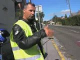 Fourmies : les Motards en colère pointent la rue Flament