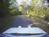 Caméra Embarquée - Drôme Légende 2009 - 205 Rallye N°41