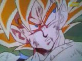 DBZ battle Sangoku vs Freezer - clip on Within Temptation