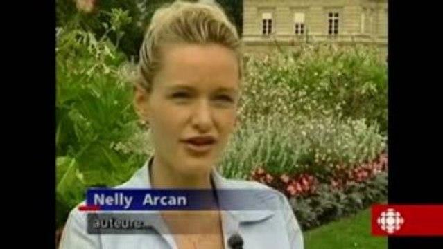 Nelly Arcan fait sensation à Paris