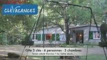 Gîte 3 clés à MAZAMET dans le Tarn en Midi-Pyrénées