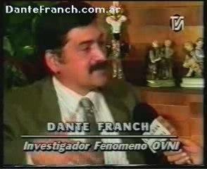"""Dante Franch con Mariquita Gallegos - """"El Plan Cósmico"""""""