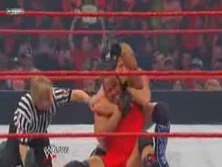 Chris Jericho And The Big Show Vs MVP And Mark Henry Part 1