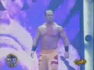 Rare Chris Jericho Highlight Reel 3/28/05 Part 1