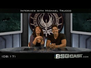 BSGcast: Interview with Michael Trucco
