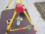 suite des bébés qui jouent dehors