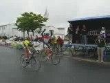Arrivée minime de St-Brévin 2008