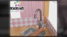 Kidkraft Grand Corner 53185 Wooden Pretend Play Kitchens