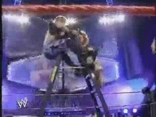 Chris Jericho Vs Christian Ladder Match 2004 Part 3