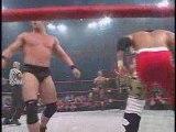 Austin Aries, Alex Shelley & Strong vs Sabin,Dutt & Bentley