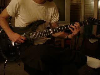 The Legend of Zelda guitar cover