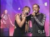 Sandra NANOR & Harry DIBOULA - Mon ange (live)