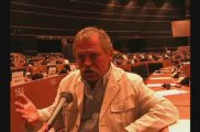 Bové au parlement Européen