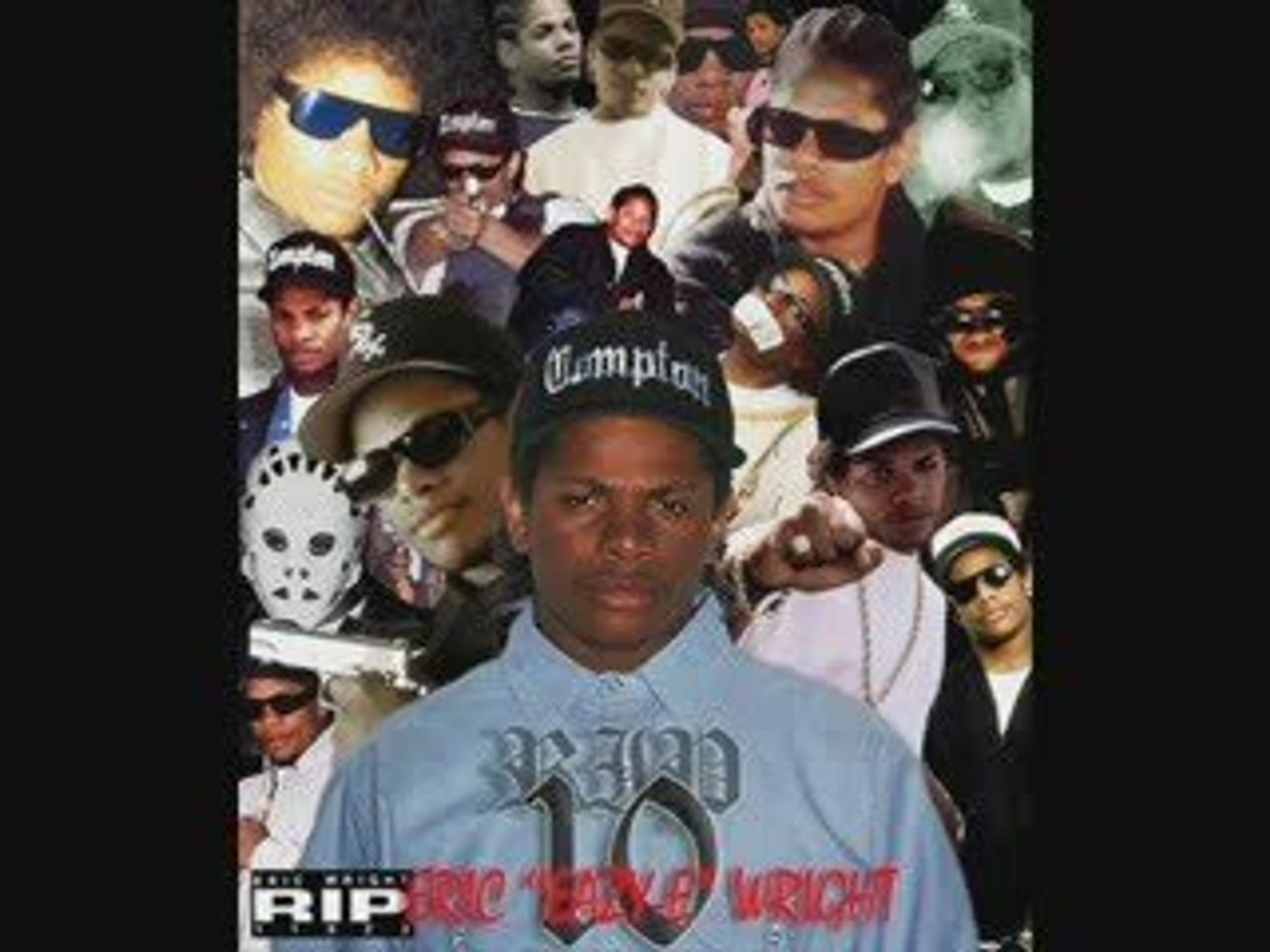 Tupac,Eazy-E feat Notorious big -I Live And Die For The Funk