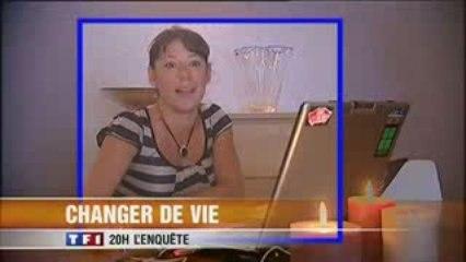 Enquête Journal 20H TF1-Ils ont changé de vie-280909