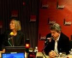 Jean-Luc Mélanchon et Marielle de Sarnez - France Inter