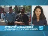 Attentat-suicide meurtrier contre un bâtiment de l'ONU