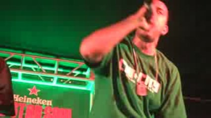 Ludacris Freestyle At Heineken Red Star Soul Tour