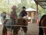 Louanne au Centre equestre !!!