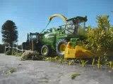 Ensilage de maïs 09 : vidéo :-)