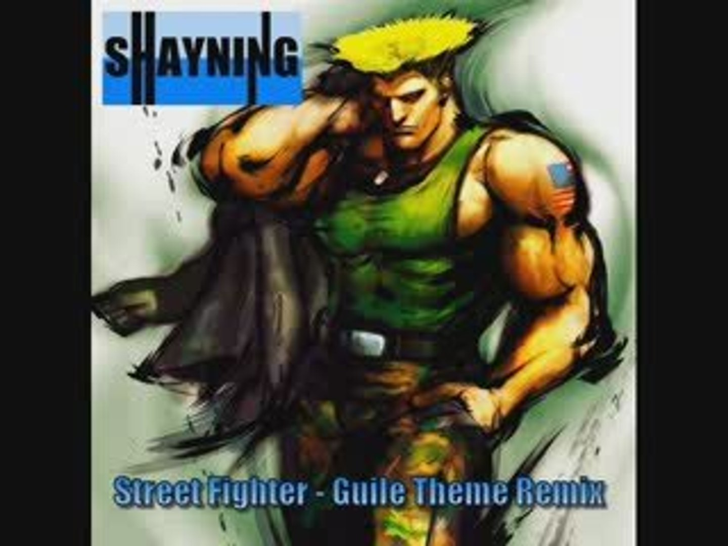 Shayning - Guile Theme Remix - (Street Fighter Music)
