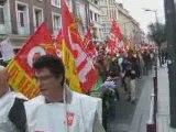 Beauvais : manifestation départementale mercredi 7/10/2009