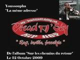 Youssoupha La meme adresse Exclus 2009