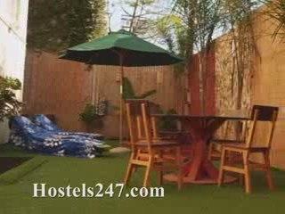 los angeles hostels video from hostels247 com banana bungalo
