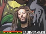 Freestyle Balik from Danakil at Party Time
