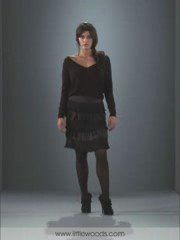 Definitions – Definitions tiered skirt