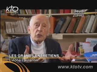 Vidéo de René Laurentin