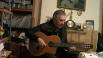 Ray Gallo playing Black Orpheus on classic guitar.