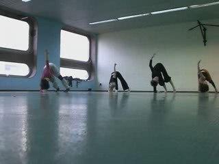Ingrid Bizaguet Cours de danse contemporaine