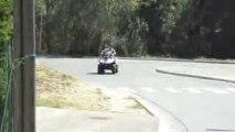 Quad E-TON VECTOR 250 VXL de 2006 à trois dessus...