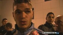 Nîmes-OM 1-2 : la prestation d'Hatem Ben Arfa