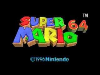 TAS : Super Mario 64 : Les 120 Etoiles commentées