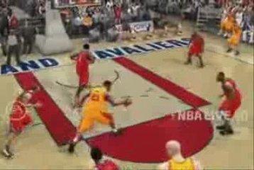 NBA LIVE 10 HIGHLIGHTS