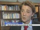 Agriculture : Le mot de François Baroin (Troyes)